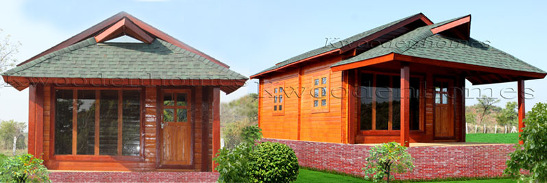 Services Wooden Home Designs For Resorts